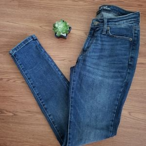 Universal Threads skinny jeans. Size 2